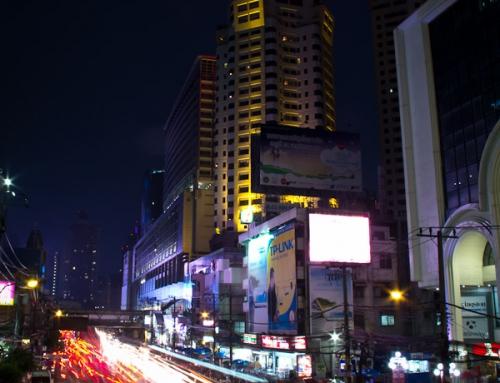 Bangkok & Homecoming…