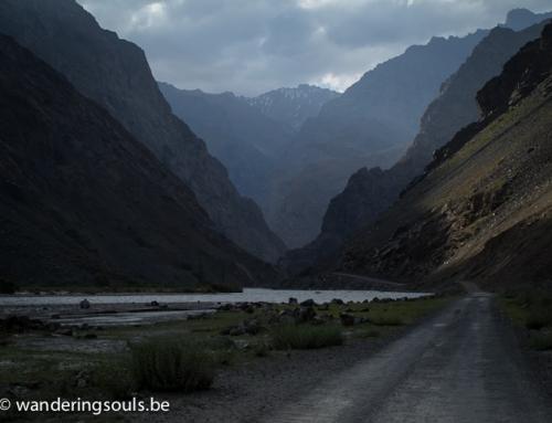 Afghanistan…