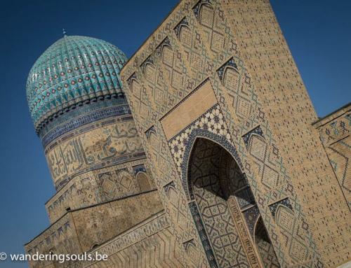 Samarkand to Osh
