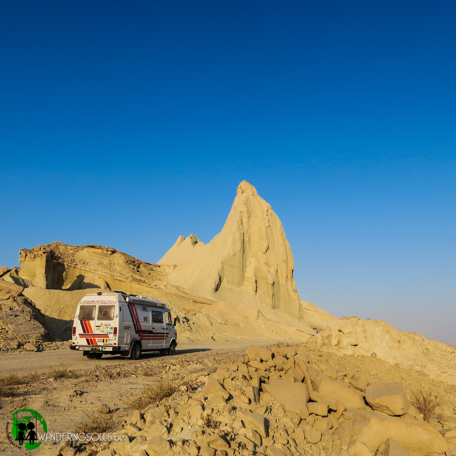 Iran´s biggest island: Qeshm